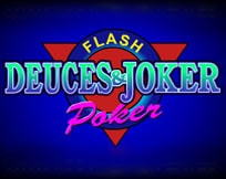 Deuces and Joker Poker